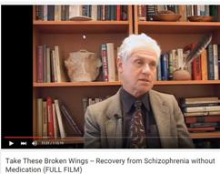 "Dr. Daniel Dorman im Film ""Take these broken wings"""